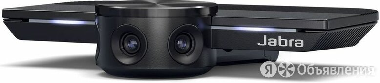 Веб-камера Jabra PanaCast (8100-119) Black по цене 57280₽ - Веб-камеры, фото 0