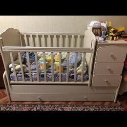Кроватки - Детская кроватка , 0