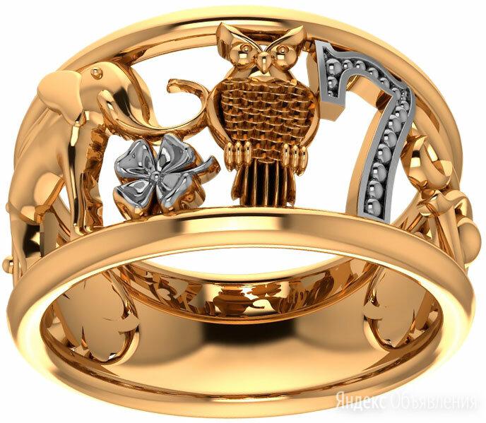 Кольцо POKROVSKY 0101273-00249_19 по цене 1900₽ - Кольца и перстни, фото 0