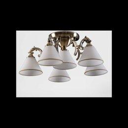 Люстры и потолочные светильники - Потолочная люстра BRONZA, 0