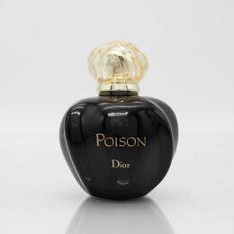 Парфюмерия - Poison (Christian Dior) туалетная вода (EDT) 50 мл, 0