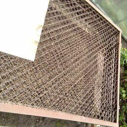 Заборы, ворота и элементы - Забор из рабицы, 0