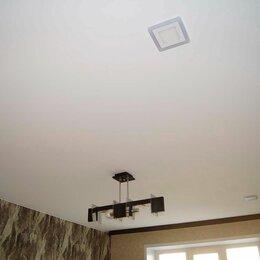 Потолки и комплектующие - Сатиновый натяжной потолок MSD Evolution , 0