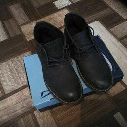Ботинки - Обувь для взрослого мужчины, размер 42, нубук, 0