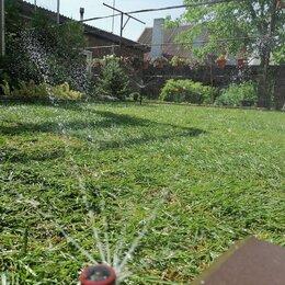 Капельный полив - Автополив газона/капельный полив, 0
