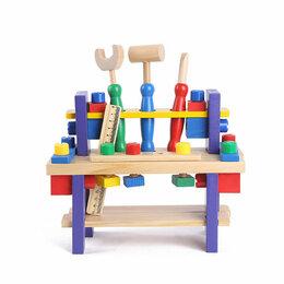 Детские наборы инструментов - Верстак с инструментами Сортер, 0