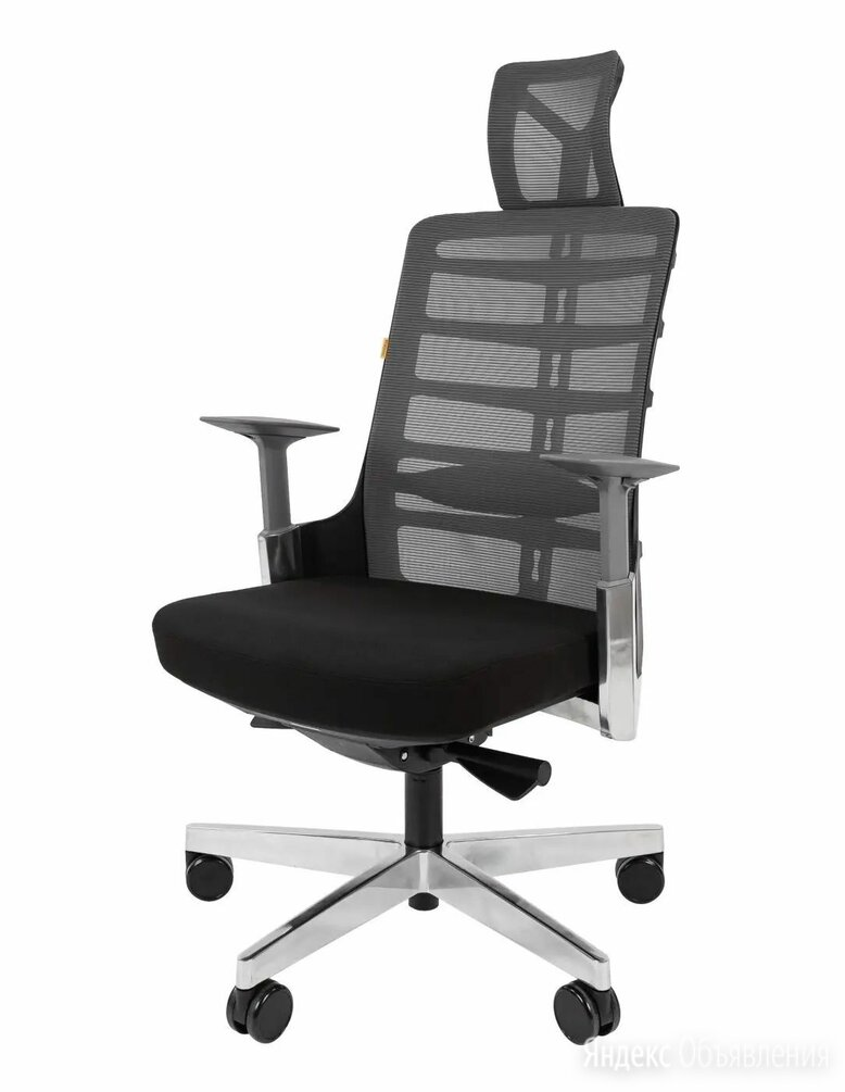 Компьютерное кресло CHAIRMAN SPINELLY для руководителя по цене 32190₽ - Компьютерные кресла, фото 0