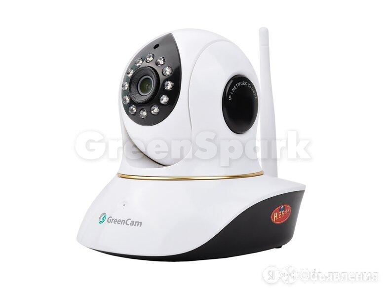 IP-камера GreenCam GC38S по цене 3500₽ - Видеокамеры, фото 0