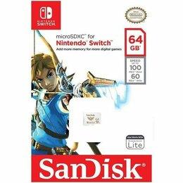Аксессуары - Карты памяти для Nintendo Switch™, 0
