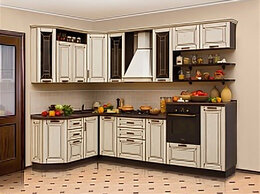Мебель для кухни - Кухня трио ЛегкоМаркет Верона , 0