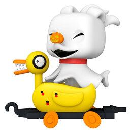 Игровые наборы и фигурки - Фигурка Funko POP! Trains: Disney: NBC: Zero in Duck Cart 50633, 0