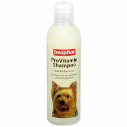 Шампуни - БЕАФАР Шампунь  Macadamia с маслом австралийского ореха для собак с чувствите..., 0