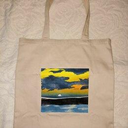 Сумки - Холщовая сумка-шоппер eco vision, 0