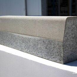 Тротуарная плитка, бордюр - Бордюр садовый 1000х200х80 мм, 0