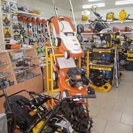 Торговля - Магазин садовой техники и Бензоинструмента, запчасти, ремонт, 0
