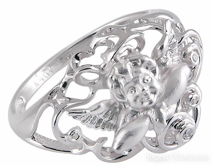 Кольцо Альдзена K-25023_17 по цене 3420₽ - Кольца и перстни, фото 0