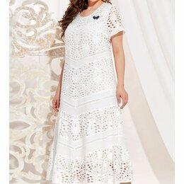 Платья - Платье 13933 VITTORIA QUEEN белое Модель: 13933, 0
