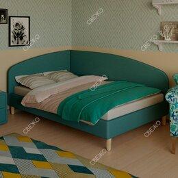 Кровати - Угловая кровать Милу от СВЕЖО, 0
