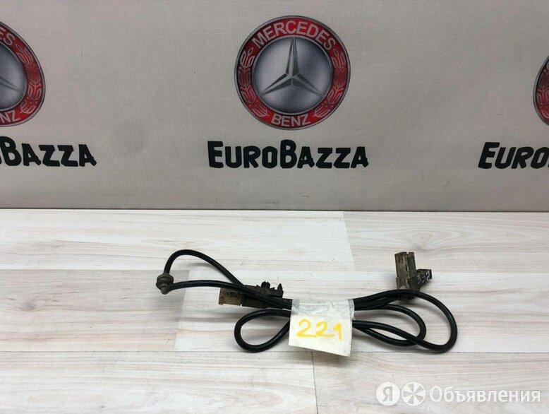 Датчик износа колодок передний Mercedes W221 по цене 2000₽ - Электрика и свет, фото 0
