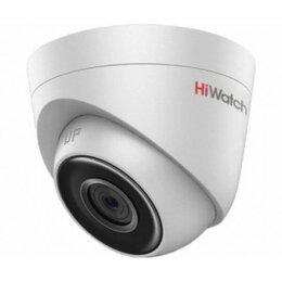 Готовые комплекты - Видеокамера IP HikVision HiWatch DS-I203 (D) 4мм, 0