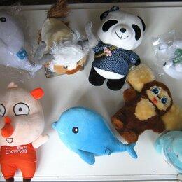 Мягкие игрушки - Разные крупные мягкие игрушки , 0