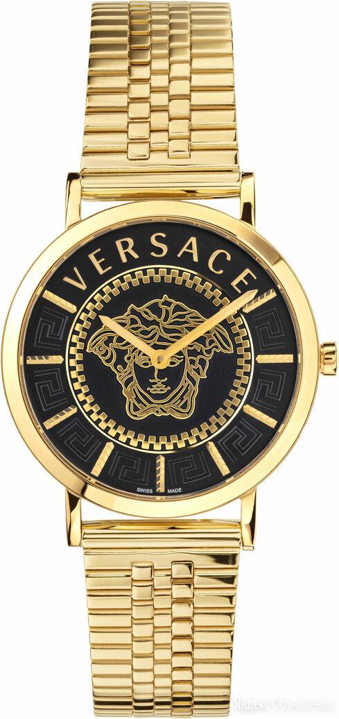 Наручные часы Versace VEK400621 по цене 66370₽ - Наручные часы, фото 0