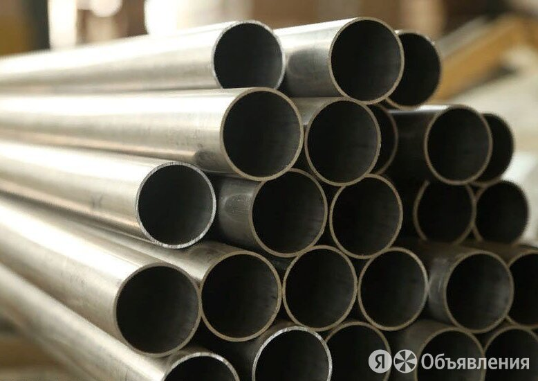 Труба алюминиевая 45х2 мм Д16 ГОСТ 23697-79 по цене 243₽ - Металлопрокат, фото 0