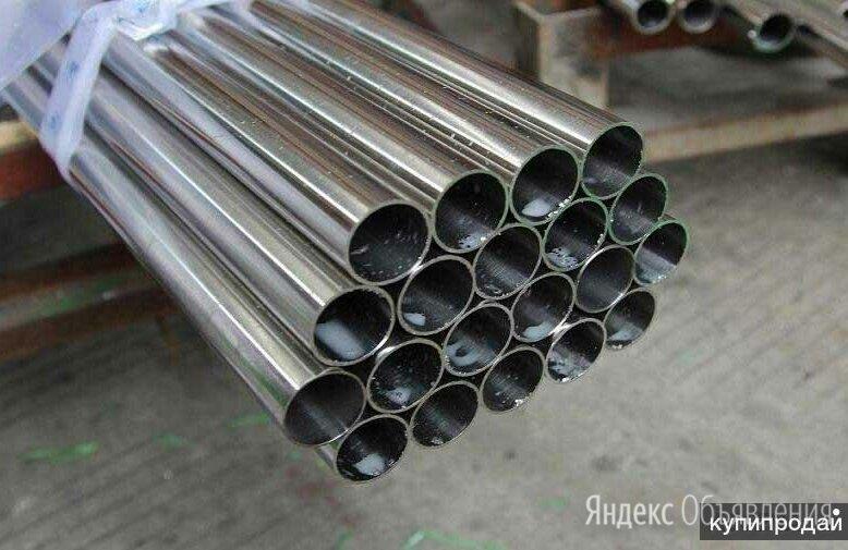 Нержавеющие трубы 08Х13 ГОСТ 9941-81 по цене 129351₽ - Металлопрокат, фото 0
