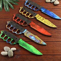 Дизайн, изготовление и реставрация товаров - Сувенир деревянный нож 4, 0