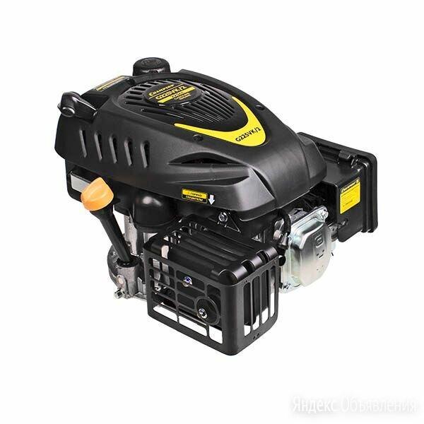 Двигатель бензиновый CHAMPION G200VK/2 вертикальный вал D22 по цене 11000₽ - Двигатели, фото 0