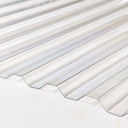 Строительные смеси и сыпучие материалы - Профнастил пластиковый, 0
