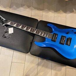 Электрогитары и бас-гитары - Электрогитара Jackson JS22 DKA MBL, 0