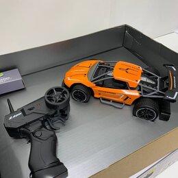 Радиоуправляемые игрушки - Машинка гоночная на пульте управления remo hobby rocket 4wd rh1621, 0