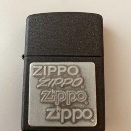 Пепельницы и зажигалки - Зажигалка zippo оригинал USA, 0
