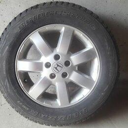 Шины, диски и комплектующие - Диски Хонда ЦРВ R17, 0