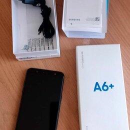 Мобильные телефоны - Смартфон Samsung A6+, 0