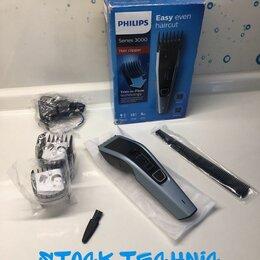 Машинки для стрижки и триммеры - Машинка для стрижки волос Philips HC3530 Новая, 0