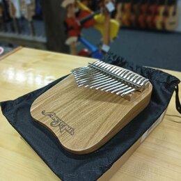 Щипковые инструменты - Музыкальный инструмент калимба, 0