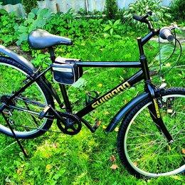Велосипеды - Горный велосипед Shimano, 0