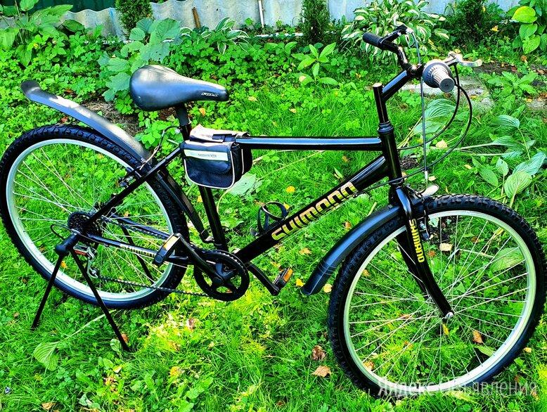 Горный велосипед Shimano по цене 10000₽ - Велосипеды, фото 0