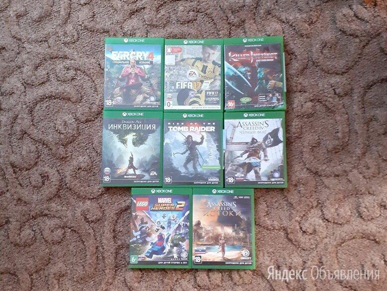 Игры на Xbox One в Иркутской Области (цены в описании) по цене 4599₽ - Игры для приставок и ПК, фото 0