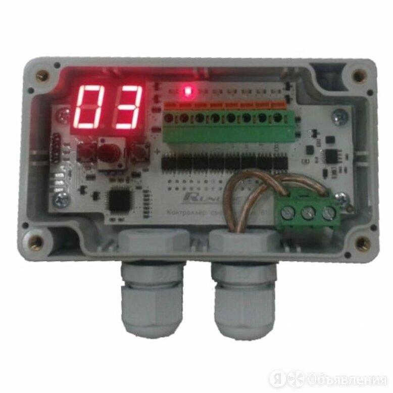 Восьмиканальный контроллер ELF KC-810 по цене 2408₽ - Системы Умный дом, фото 0