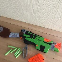 Игрушечное оружие и бластеры - Нерф зомби страйк slingfire, 0