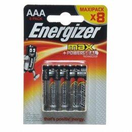 Батарейки - батарейка ААА/LR 03 (мизинчик) MAX (к-т 4шт), 0