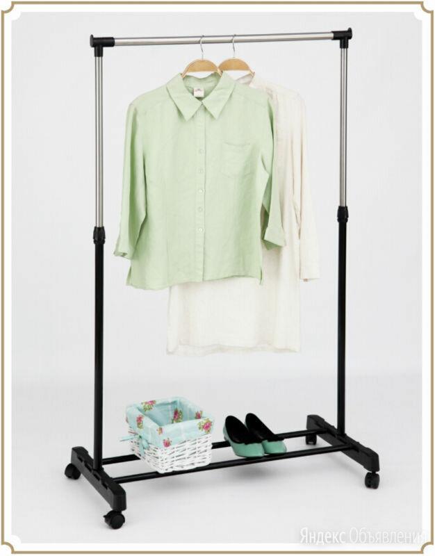 Вешалка напольная для одежды по цене 1000₽ - Мебель для учреждений, фото 0
