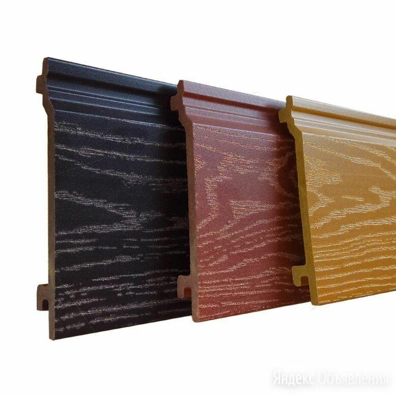Сайдинг из ДПК SW Sorbus 4000*157*20мм. по цене 1320₽ - Фасадные панели, фото 0