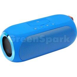 Акустические системы - Колонка-Bluetooth VIXION Q9S (синий), 0