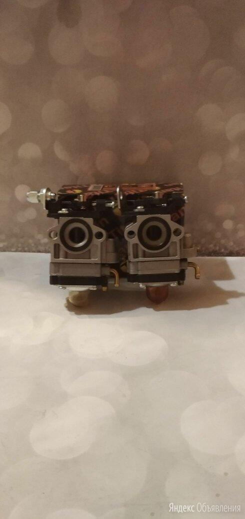 Карбюратор для бензотриммера по цене 600₽ - Двигатели, фото 0