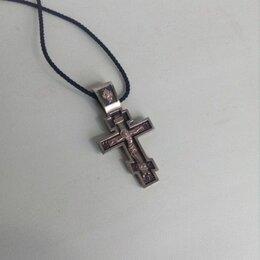 Кулоны и подвески - Крест православный 875, 0