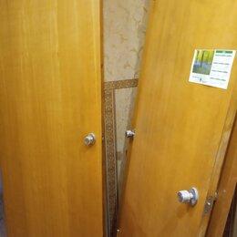Межкомнатные двери - Полотна дверные массив хвойн. шпон. Самовывоз, 0